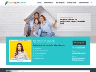 Détails : SaintQuentImmo.fr : conseil et guide immobilier à St-Quentin