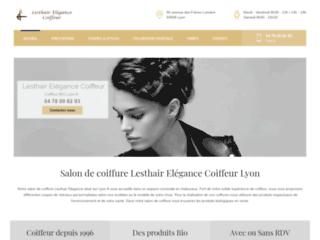 Lesthair Coiffeur Lyon : profitez de notre salon bio !