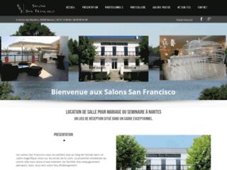 Détails : Les Salons San Francisco