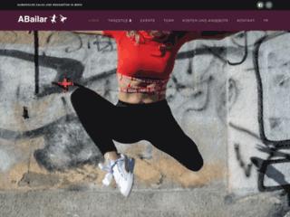 ABailar – Ecole de danse, reggaeton et salsa cubaine à Berne