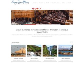 Détails : Circuit au Maroc