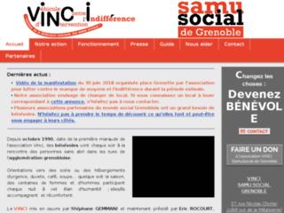 VINCI - Samu Social de Grenoble