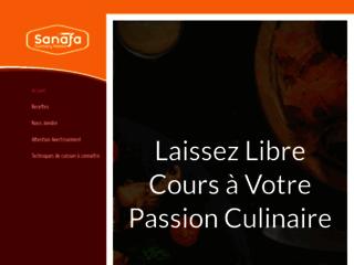 Détails : Sanafa, recettes de cuisine orientale et du monde