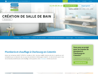 Des prestations de qualité en plomberie, chauffage et climatisation à Cotentin