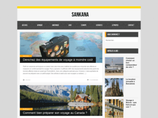 Sankana : un blog pour les voyageurs