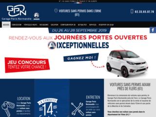 Garage Paris Normandie - VSP près de Flers (61)