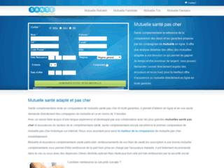 sante-complementaire.fr propose des tarifs différents selon les garanties proposées