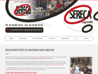 Détails : Sereca, société d'articles en caoutchouc
