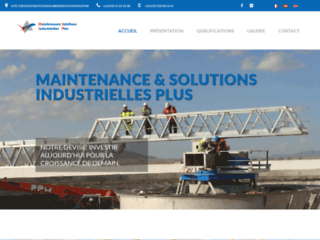 Détails : Maintenance Solutions Industrielles Plus