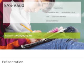 Détails : Soutien pédagogique personnalisé - CVAJ Suisse