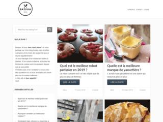 Détails : Sativa India, la plateforme des expériences en cuisine