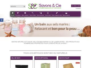Savons naturels artisanaux - Savons & Cie
