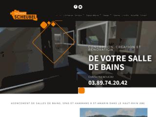 Détails : Thomas Scheubel : Installation salle d'eau (68)