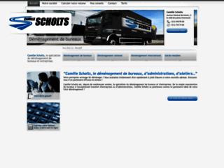 Détails : Déménagement d'entreprises