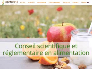 Détails : Orchidali, formation spécialisée en nutrition