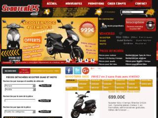 Détails : scooter125