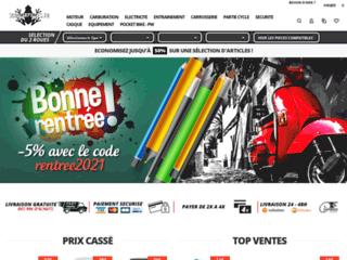 scooterpieces.fr : pièces détachées de scooters