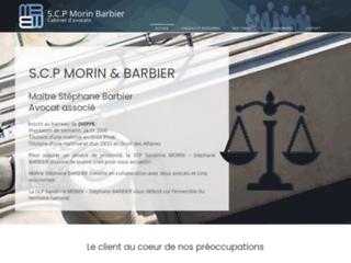 SCP Morin Barbier
