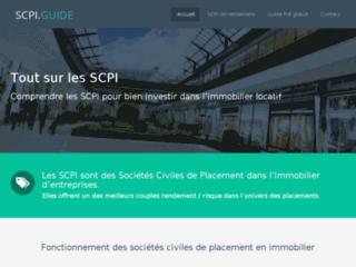 SCPI : le guide