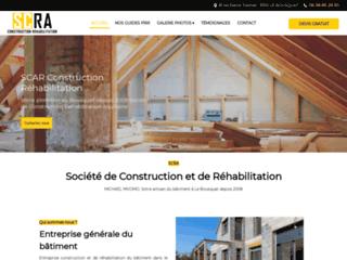 SCRA construction réhabilitation