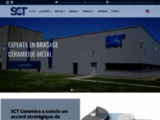 SCT – Société des Céramiques Techniques
