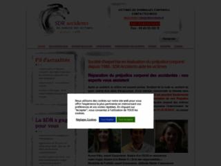 Détails : Défense victime accident à voir sur le site SDR Accidents
