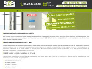 Détails : Services de vitriers à Nice