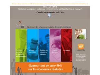 Détails : Sealiah Odyt Réduction Charges Sociales Taxes