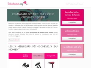 Sechecheveux.org, guide d'achat sur les sèche-cheveux