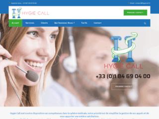 Hygiecall – Télésecrétariat médical