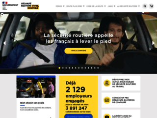Securite-routiere.gouv.fr