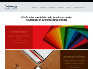 Sedic Vitrafix – enveloppe et pochette de qualité et économique
