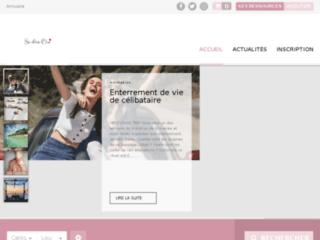 sedireoui.fr - Site mariage et blog mariage