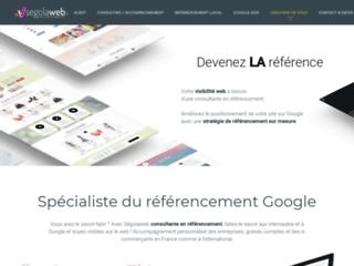 Positionner votre site web en première page de Google
