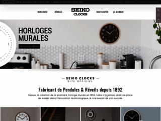 Détails : seikoclocks.fr
