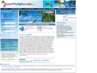 Séjour aux Antilles