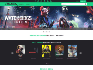 Détails : Selyga - jeux vidéo