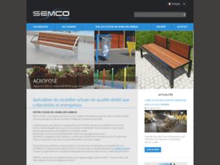 Détails : Vente équipements pour aménagement urbain