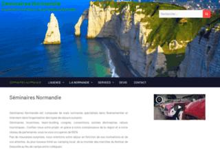 Organisateurs de séminaires en Normandie