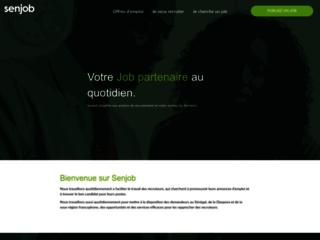Senjob | Job, CV, recrutement - offres et recherches d'emploi au Sénégal
