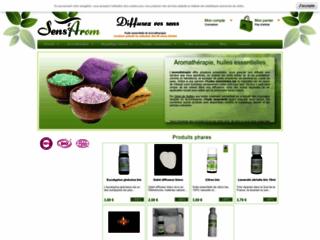Détails : huiles essentielles naturelles