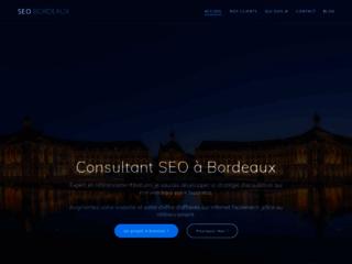 Agence de réferencement naturel et de création de contenu sur Bordeaux