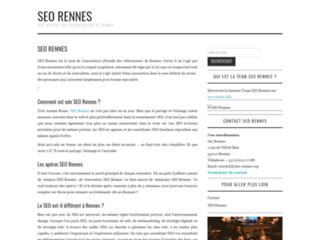 Détails : SEO Rennes - association des référenceurs de Rennes