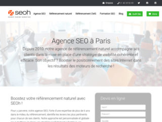 Agence de référencement SEOh.fr