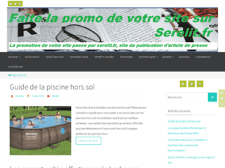 Site de publication d'articles