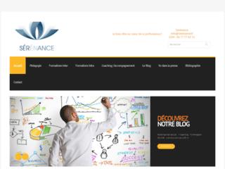 Détails : Sérénance : Coaching et formation pour entreprises