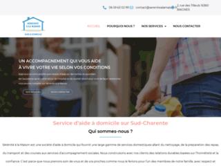 Entretien du logement sur Sud Charente