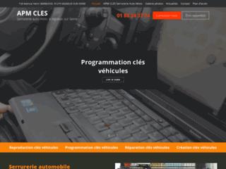 Réparation de clés de véhicules Évry, Créteil
