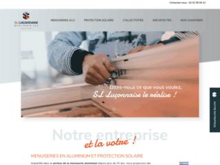 Détails : Serrurerie Luçonnaise, Entreprise de menuiserie
