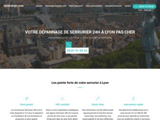 Service de dépannage des portes dans la ville de Lyon
